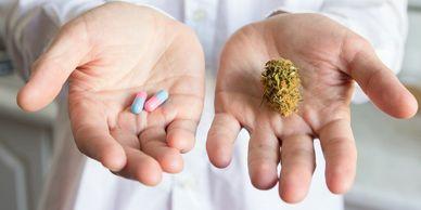 Medical Marijuan Recs NY -  OPIOID USE/REPLACEMENT