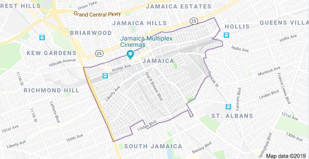 Park Slope Map New York